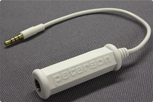 Peterson Adapter Cable for Mobile Devices