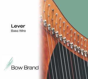 Lever Harp - Bass Wires (5th & 6th octave)