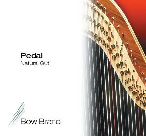 Pedal Harp - Bow Brand Gut Strings (1st to 5th octave)