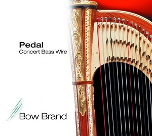Pedal Harp - Bass Wires (5th to 7th octave)